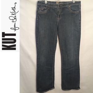 Kut From The Kloth Bootcut Jeans 12